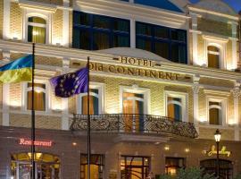 Old Continent Hotel, Uzhhorod