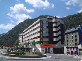 Hotel Sant Eloi, Sant Julià de Lòria (Ars yakınında)