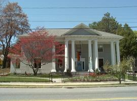 Haflinger Haus, Adams (in de buurt van New Ashford)