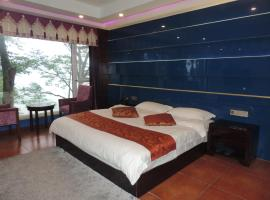 TOWO Toppin Hotel Emeishan Linggongli, Emeishan (Liujiang yakınında)