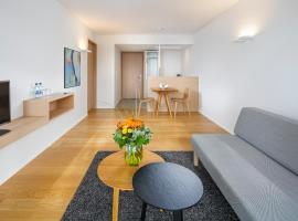 APPADU Appartements, St. Gallen (Herisau yakınında)