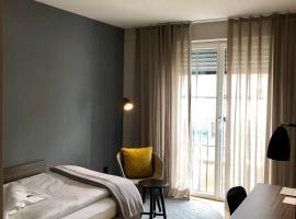 Hotel Garni Maximilian, Dingolfing (Mamming yakınında)