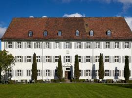 Klosterhotel Kreuz, Mariastein (рядом с городом Ажанталь-ле-Ба)