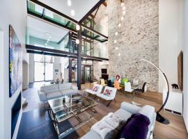 6BD Famous Luxury Design Awarded Villa, Yverdon-les-Bains (Grandson yakınında)