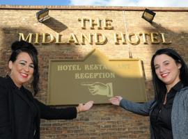 The Midland Hotel, Mansfield