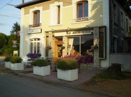Le Coq d`Or, Montfaucon-d'Argonne (рядом с городом Romagne-sous-Montfaucon)