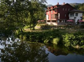 Hotel Rural Casa de Campo, Soto de Cangas (Cardes yakınında)