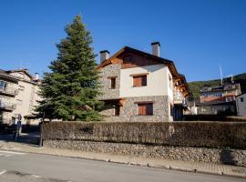 Casa amb jardí Alp, Альп