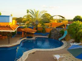 Hotel La Hacienda