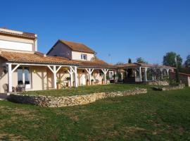 Junior Suite Le Pied de Mulet, Brouchaud (рядом с городом Limeyrat)