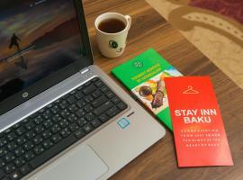 Stay Inn Baku Hostel&Hotel