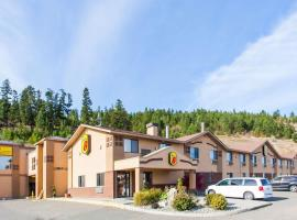 Super 8 by Wyndham Kamloops BC, Kamloops (Logan Lake yakınında)