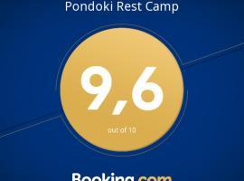 Pondoki Rest Camp, Grootfontein (рядом с регионом Okakarara)