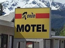 Rondo Motel, Golden