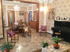 La Casa di Nancy, Partinico