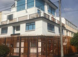 Hotel casa Mia, Bogotá (El Salitre yakınında)