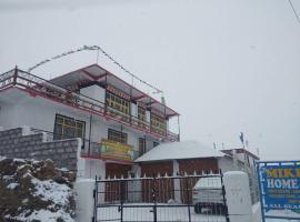 Miklam Homestay Spiti, Kaza (рядом с городом Losar)