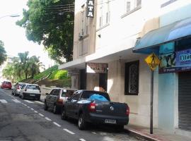 Hotel Prata, Vitória