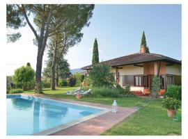 Villa Ines, Terranuova Bracciolini (San Giustino Valdarno yakınında)