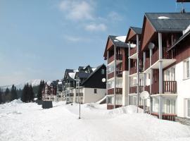 Appartementanlage 130W, Vítkovice