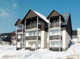 Appartementanlage 120W, Vítkovice (Horni Misecky yakınında)