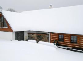 Haus Sykora 100W, Markoušovice (Poříčí yakınında)