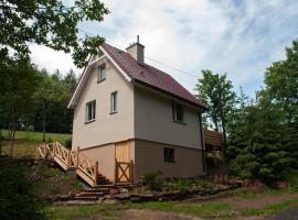 Domek Klimaty Kamieńczyk, Międzylesie (Petrovice yakınında)