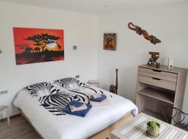 Chambres d'hôtes de L'orval, Thiergeville