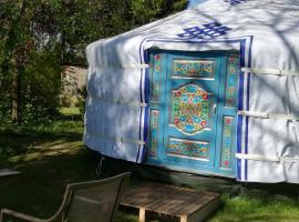 7 Valleys Camping, Flers (рядом с городом Beauvois)