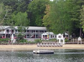Cottage Place on Squam Lake - Cottage Suites, Holderness (in de buurt van Plymouth)