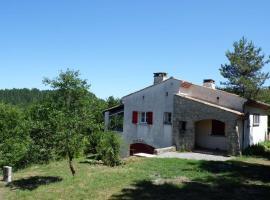 Les Volets Rouge, Jaujac (рядом с городом La Souche)