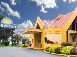 Days Inn by Wyndham Ocala North, Ocala (in de buurt van Silver Springs)