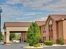 Days Inn & Suites by Wyndham Louisville SW