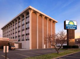 Days Inn & Suites by Wyndham Elyria, Elyria (in de buurt van Oberlin)