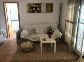 Aramar1, Playa de Mar (рядом с городом Пусоль)