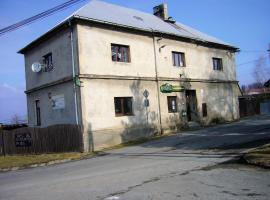Penzion Poker, Domašov u Šternberka (Bělkovice yakınında)