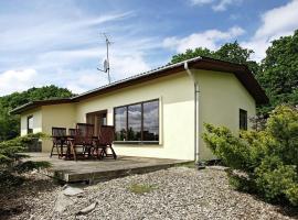 Three-Bedroom Holiday home in Viborg, Grønhøj (Stanghede yakınında)