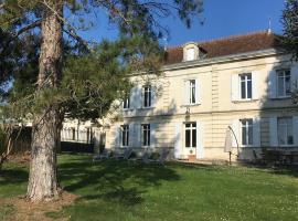 Chateau Magondeau, Saillans (рядом с городом Galgon-et-Queyrac)