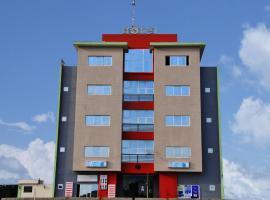 Neila Hôtel Résidence, Cotonou (Regiooni Sèmè-Kpodji lähedal)