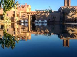 La Parenthese de Marrakech, Tameslouht