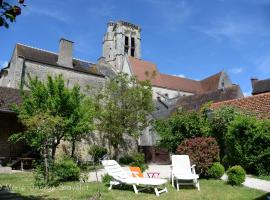 La Victoire de Noyers, Noyers-sur-Serein (рядом с городом Sainte-Vertu)