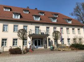 Hotel im Kavalierhaus, Machern (Brandis yakınında)
