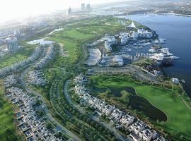 Dubai Creek Club Villas