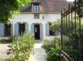 La maison de Maggy, Brion (рядом с городом Brienon-sur-Armançon)