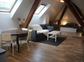 Appartement et gîte, Гебвиллер (рядом с городом Buhl)
