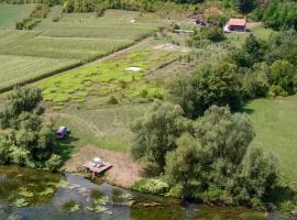Vila Erak, Barilović (рядом с городом Veljun)