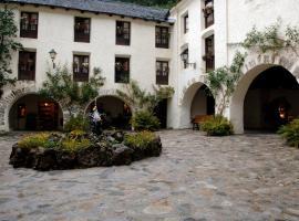 Hotel Caldas, Caldes de Boi