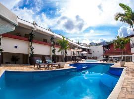 Mundial Parque Hotel, Viçosa (Guaraciaba yakınında)