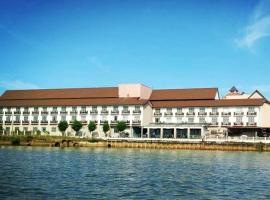 斯里馬來西亞瓜拉丁加奴酒店