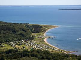 Rosenvold Strand Camping, Stouby